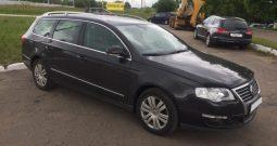 Автомобиль Volkswagen Passat B6 напрокат в Минске