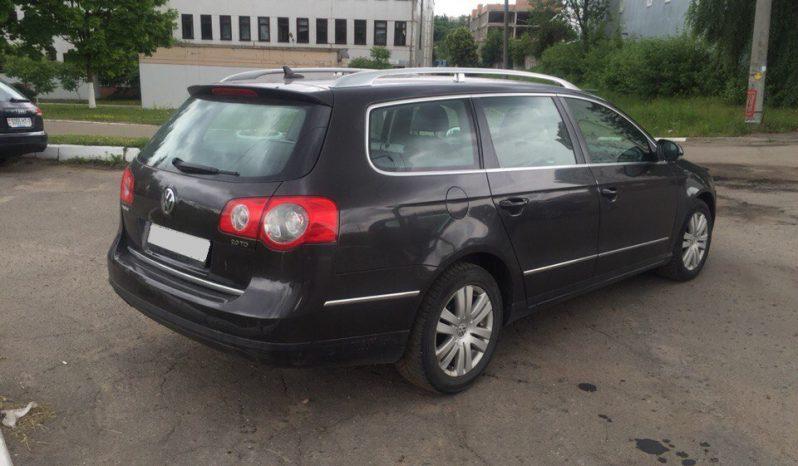 Автомобиль Volkswagen Passat B6 напрокат в Минске full