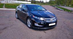 Автомобиль Chevrolet Volt напрокат в Минске