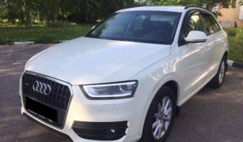 Автомобиль AUDI Q3 Quattro напрокат в Минске