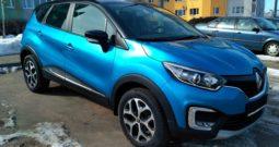 Автомобиль Renault Kaptur NEW напрокат в Минске