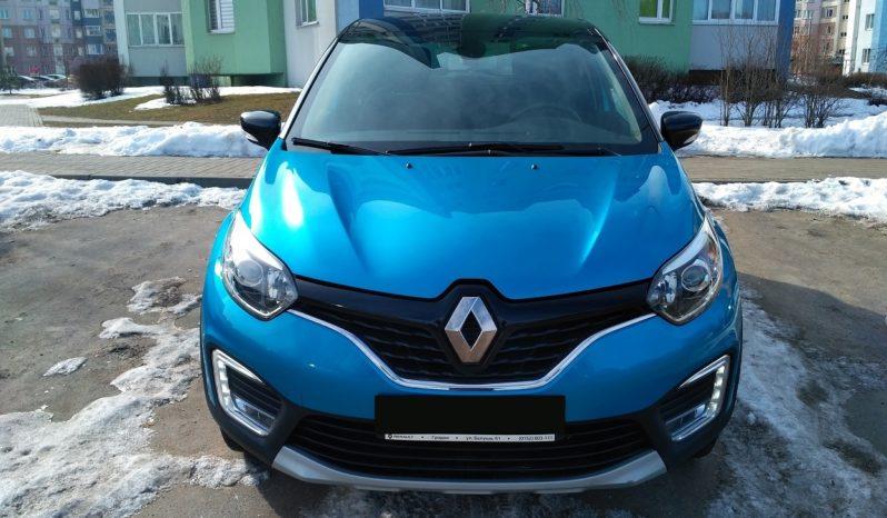 Автомобиль Renault Kaptur NEW напрокат в Минске full