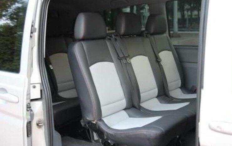 Микроавтобус Mercedes-Benz Vito Long напрокат в Минске full
