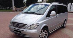 Микроавтобус Mercedes-Benz Vito Long напрокат в Минске