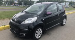 Автомобиль Peugeot 107 напрокат в Минске
